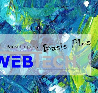 Pauschalangebot Website Basis Plus