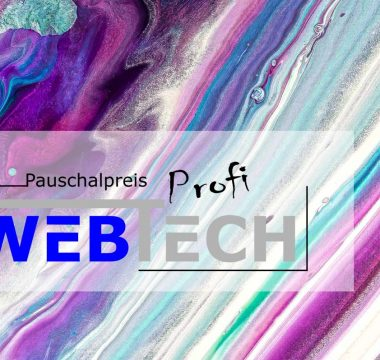 Pauschalangebot Website Profi