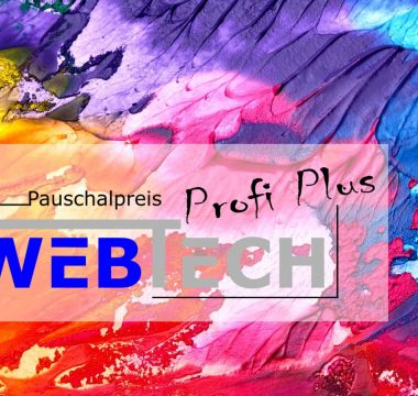 Pauschalangebot Website Profi Plus