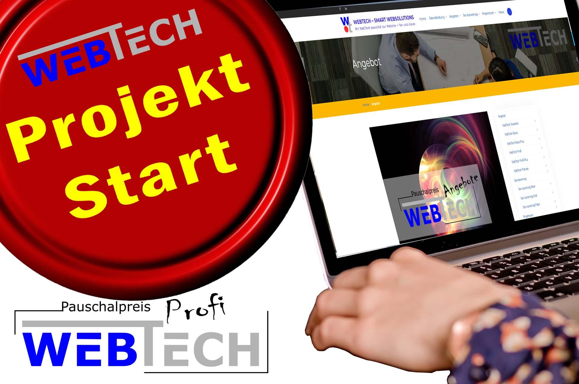 Standard, WebTech Standard, webtech, websolutions, smart websolutions, webdesign, wordpress, webseite, webseiten, website, homepage, webseite erstellen, grafik, webservice, WebTech Media, Webkonzept, Pauschalpreis, Flaterate, Flatrate, Webservice, Service, Projekt Start, Projektstart, Profi, Profi Plus, Basis, Basis Plus,